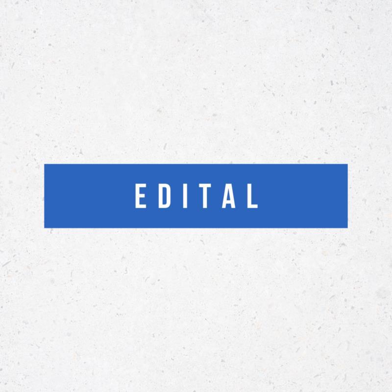 EXTRATO DE EDITAL DE CHAMAMENTO PÚBLICO N. 01/2021